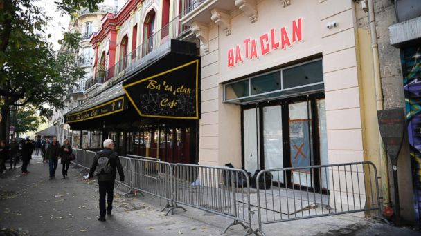 Bataclan Concert Hall Unveils New Facade Ahead of Terror Attack's 1-Year Anniversary