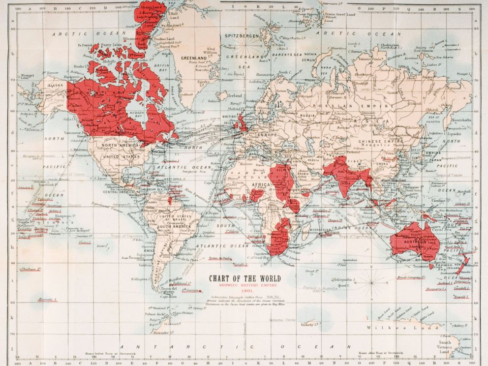 a comparison of the six nations and the british empire in the movie broken chain Their attempts to maintain peace and foster friendship between inmates from the thirty six nations are the roman empire with young broken english (a somewhat.