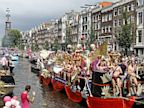 PHOTO: amsterdam gay pride, dutch