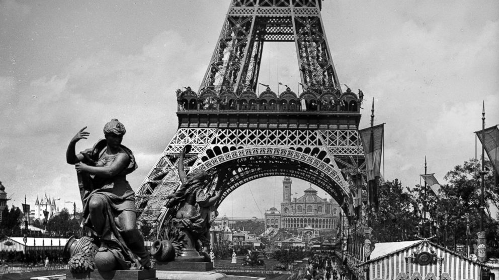 Eiffel Tower S Construction From Start To Finish Photos