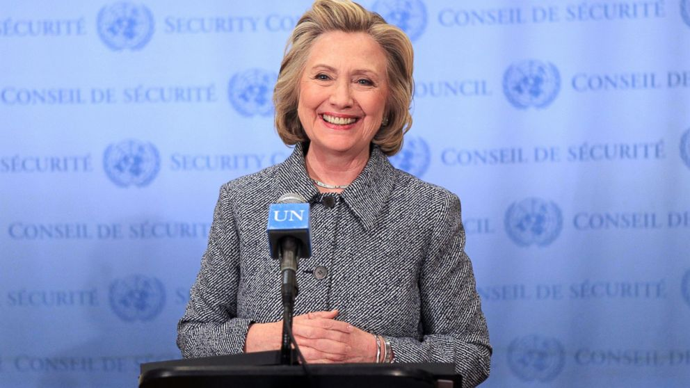 position Hillary clinton gay issues