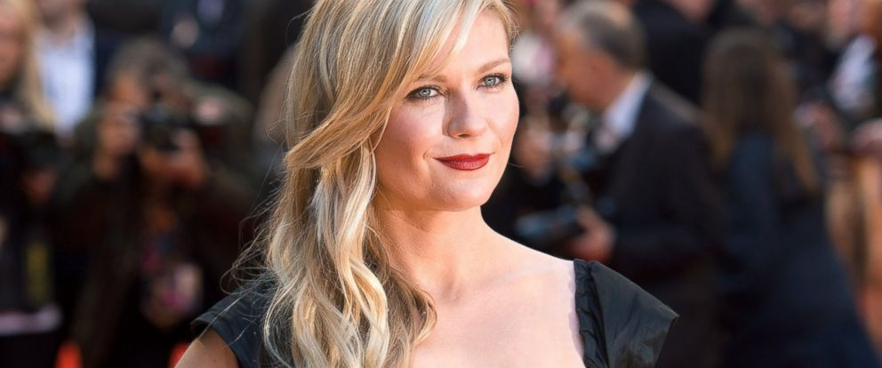 """PHOTO: Kirsten Dunst attends the UK Premiere of """"The Two Faces Of January"""" at The Curzon Mayfair, May 13, 2014, in London."""