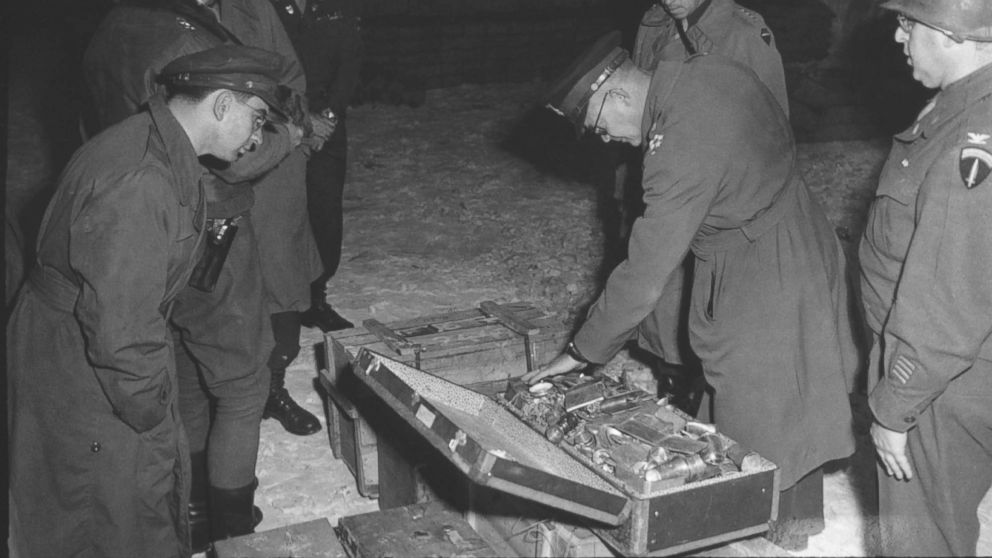 Nazi 'Ghost' Train Loaded With Gold, Treasure May Have Been Found, Polish  Officials Say - ABC News