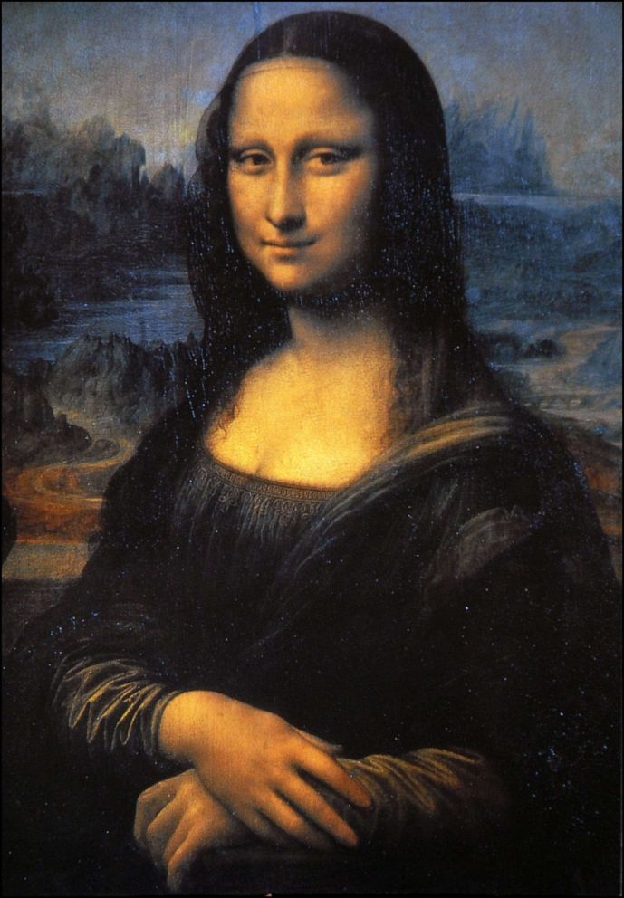 PHOTO:The Mona Lisa by Leonardo da Vinci, exhibited at the Louvre in Paris in 2007.