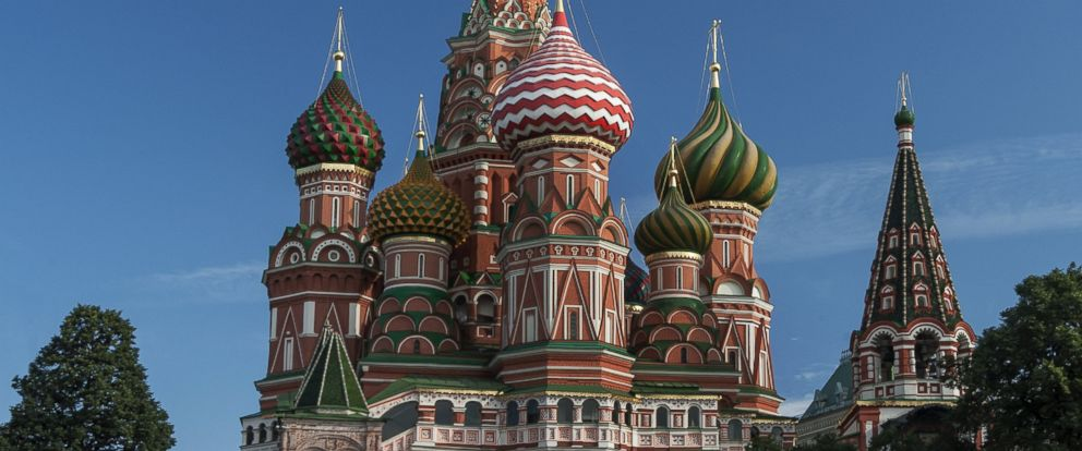 PHOTO: Moscow is pictured in this file photo.