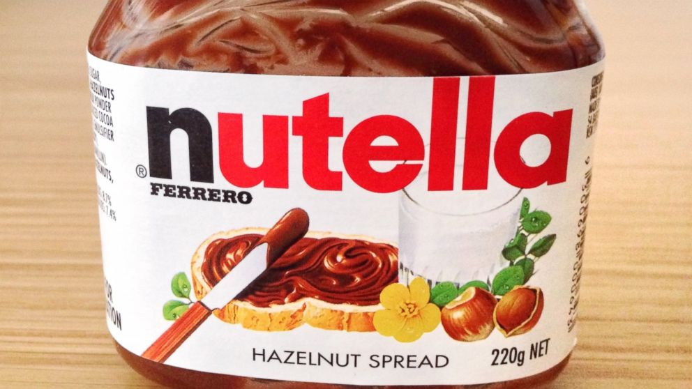 A French official warns that Nutella is bad for the environment.