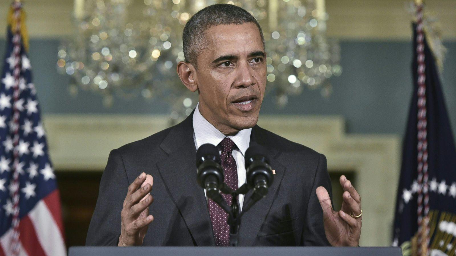 Obama Prolongs Sanctions on Russia Over Ukraine Crisis - ABC News