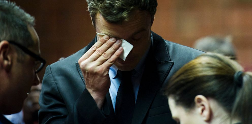 PHOTO: Oscar Pistorius Charged With Murder