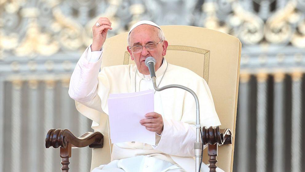 Pope's Reform Path: Francis Shakes Up Church Establishment