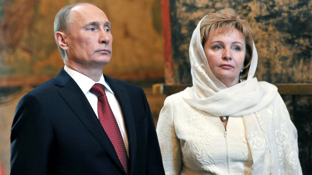 5 Things You Didn T Know About Vladimir Putin S Personal Life Abc News