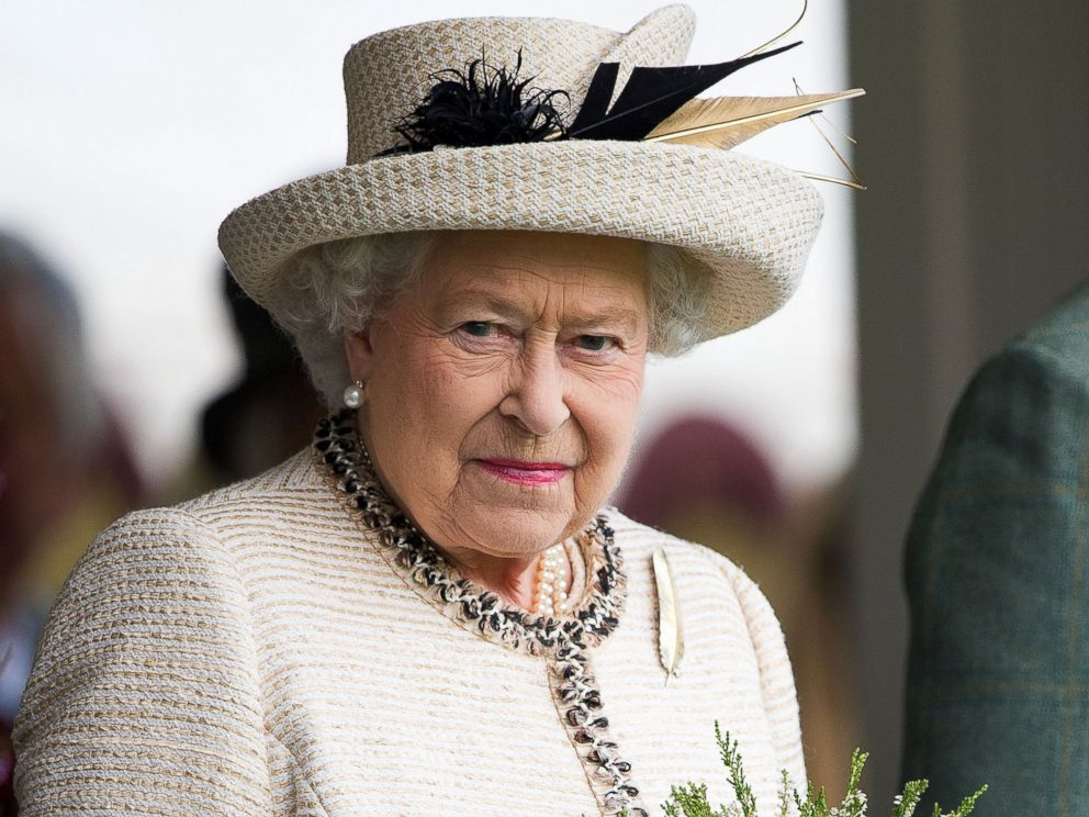 PHOTO: Queen Elizabeth II attends the annual Braemar Highland Games, Sept. 6, 2014, in Braemar, Scotland.