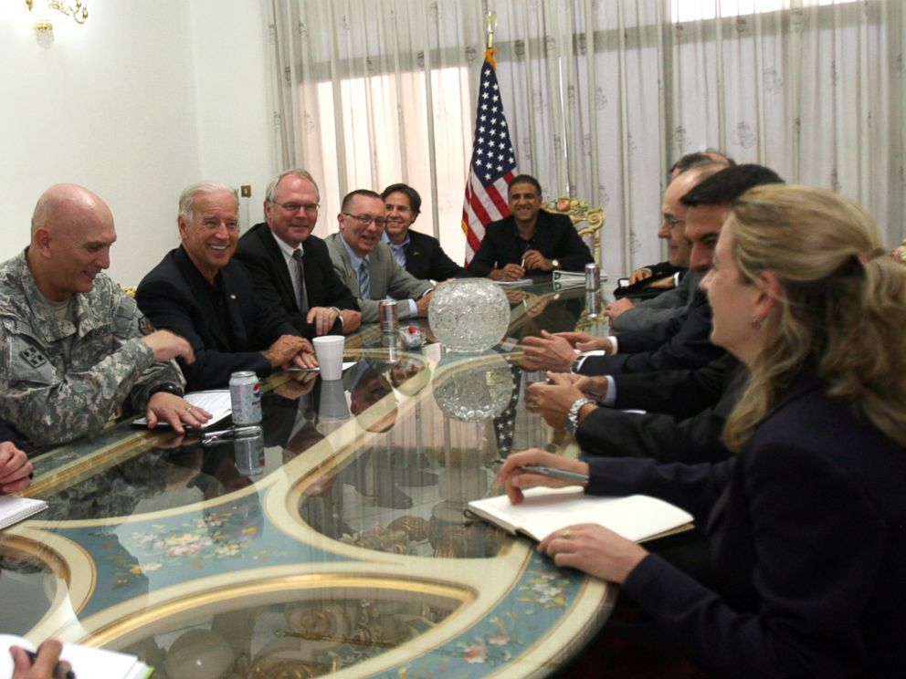 Inside the U S  Embassy in Iraq Under Threat - ABC News