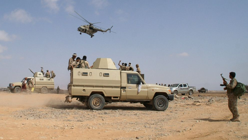 Yemenis Say American Moved Days Before Special Ops Mission to Free Hostages in Yemen