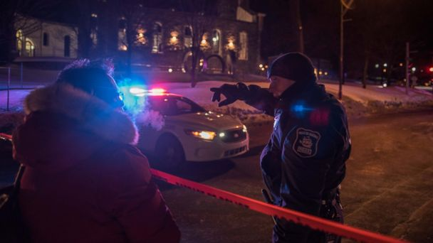 6 Dead, 8 Injured in 'Terrorist Attack on Muslims' at Quebec City Mosque