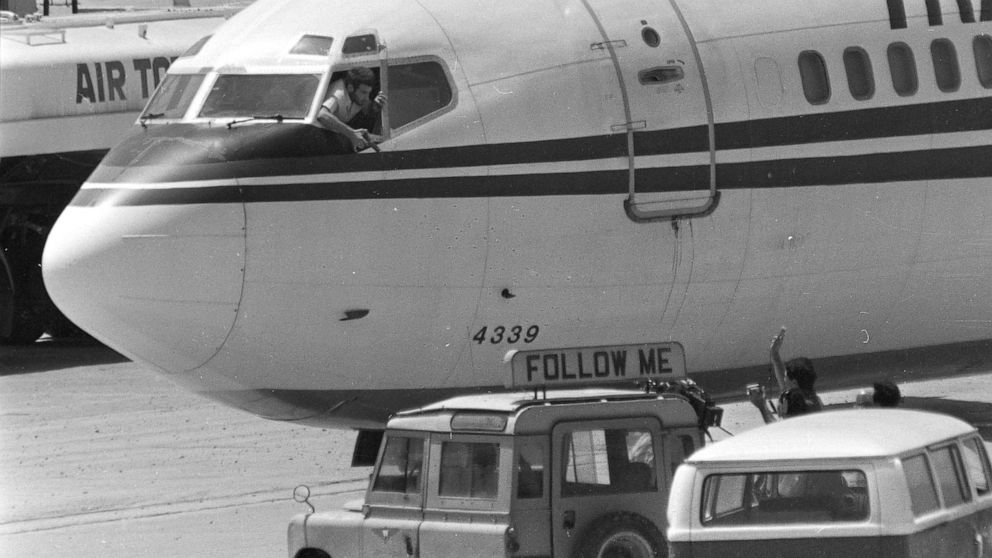 Greek authorities arrest suspect in connection to 1985 hijacking of TWA flight