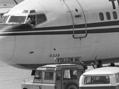 Authorities arrest suspect in connection to 1985 hijacking of TWA flight