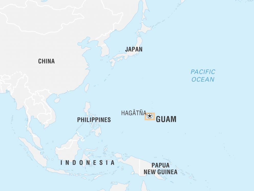 What to know about Guam, the US territory targeted by North Korea ...