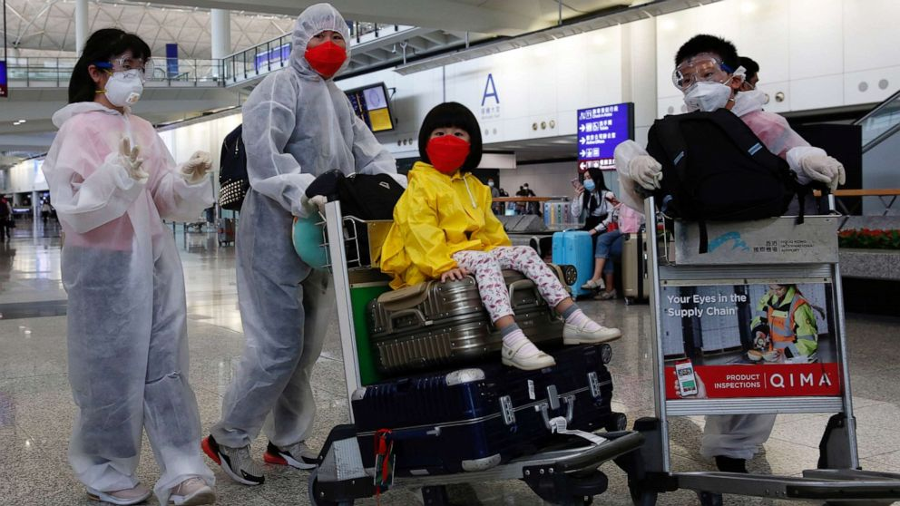 Coronavirus ζωντανή ενημέρωση: Κίνα χτυπά Τραμπ