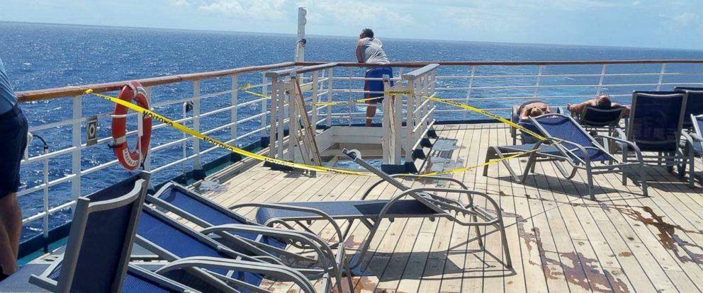 Cruise Ship Passenger Reported Overboard Near Bahamas ABC News - Cruise ship jumper