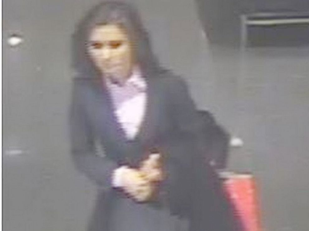 PHOTO:Rohinie Bisesar appears on surveillance video footage released by Toronto Police.