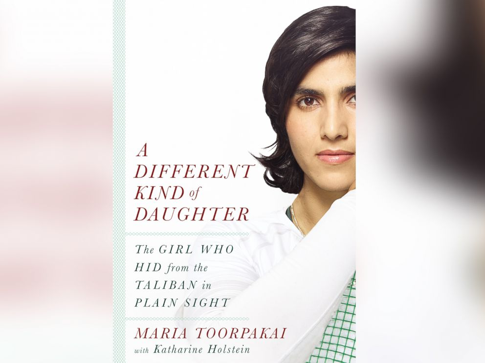 PHOTO: Maria Toorpakais book about living as a boy in a Taliban-controlled part of Pakistan will be released in May.