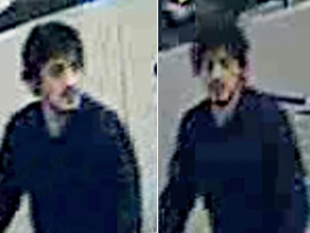 PHOTO: Pictured is one of the three airport bombing suspects in the March 22, 2016 Brussels attack. Authorities believe the man is 24-year-old Najim Laachraoui.