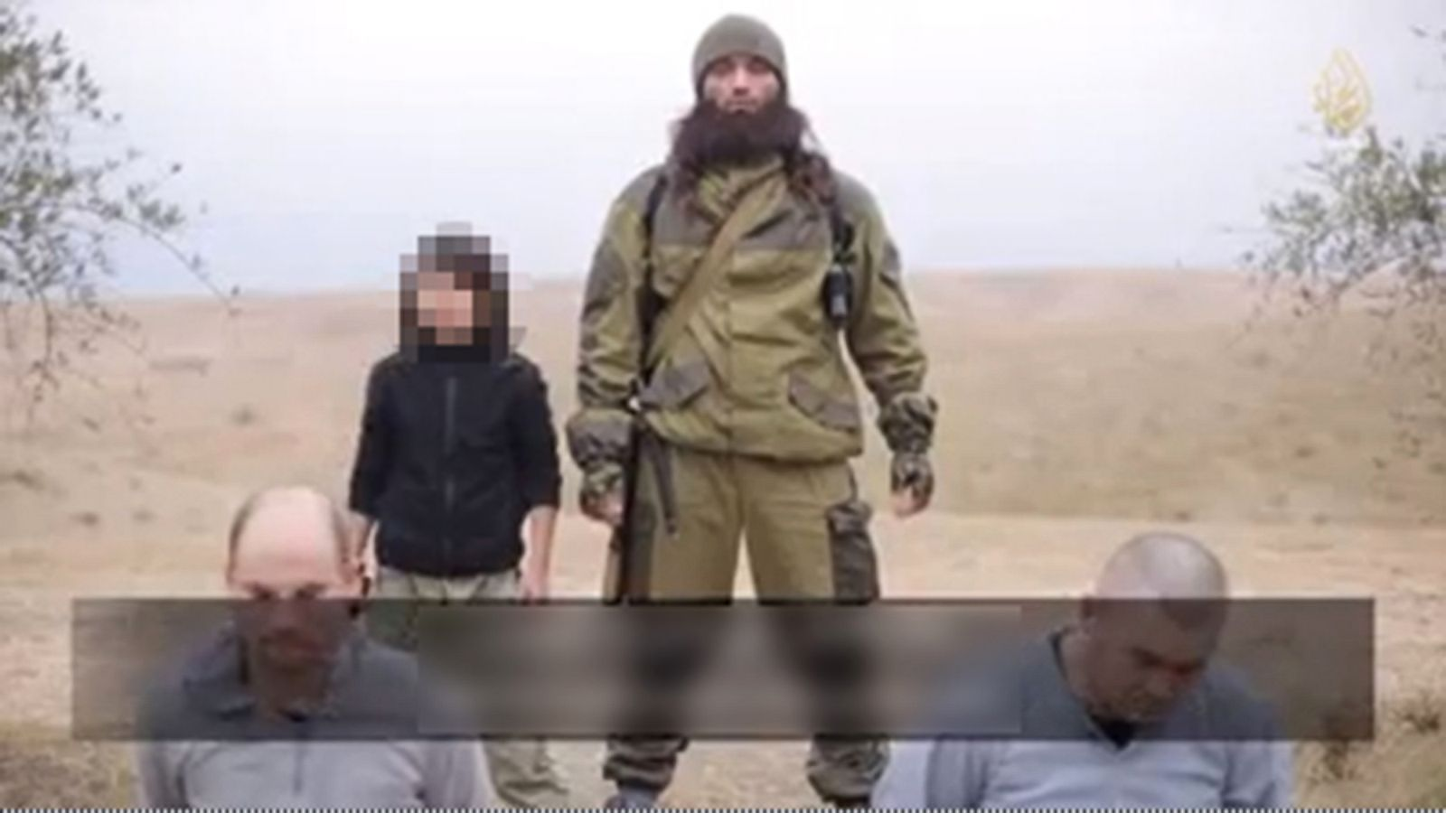 Adult ISIS Fighter in Child Executioner Video Killed