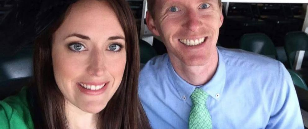 PHOTO:Justin and Stephanie Shults have been missing since the bombing at the Brussels airport, March 22, 2016.