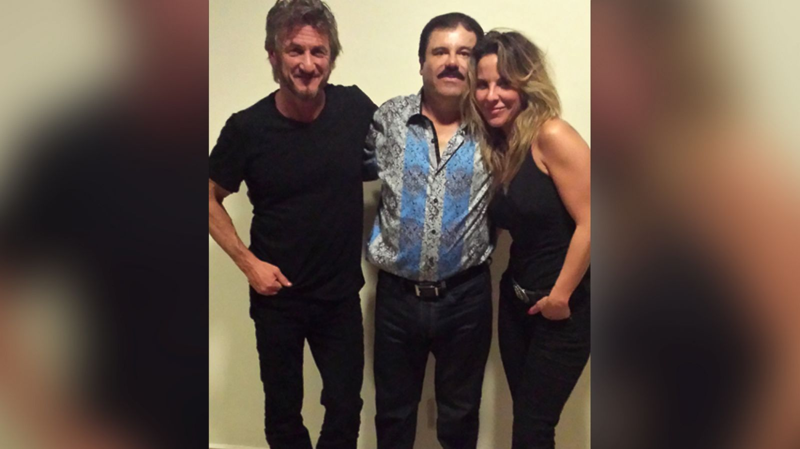 Kate del Castillo Describes Her and Sean Penn's Meeting With 'El Chapo' -  ABC News