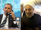 PHOTO: U.S. President Barack Obama and Iranian President Hassan Rouhani.