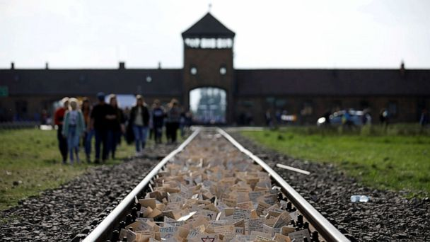 Amazon pulls Auschwitz death camp 'ornaments' after online outrage
