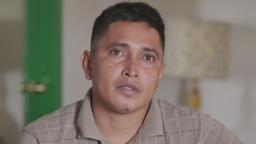 Since last spring, Jesus has been separated from his 6-year-old son Ariel, who has been living with relatives in Washington, D.C.