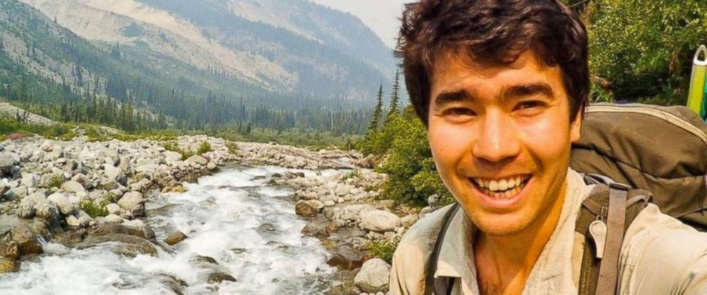 PHOTO: John Allen Chau, has been killed and buried by a tribe of hunter-gatherers on a remote island in the Indian Ocean.