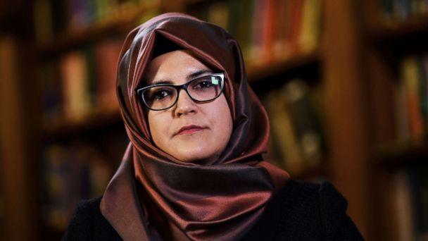 Jamal Khashoggi's fiancee urges Congress to hold Saudi Arabia accountable in killing