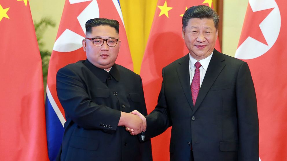N. Korea hails 'unbreakable' ties with China in Beijing meetings ...