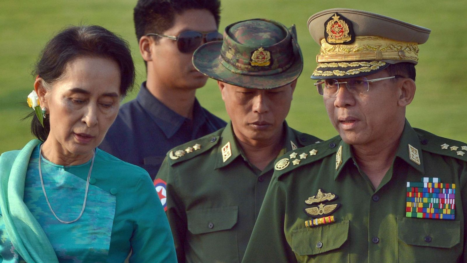 Myanmar army seizes power in apparent coup, declares state of emergency -  ABC News
