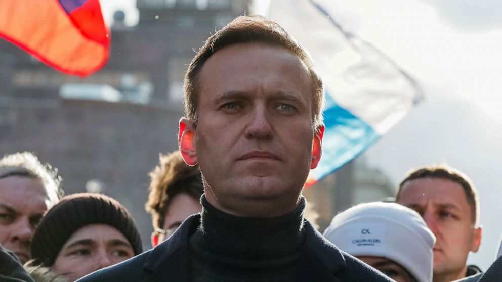 Navalny says Russian agent accidentally admitted to poisoning him
