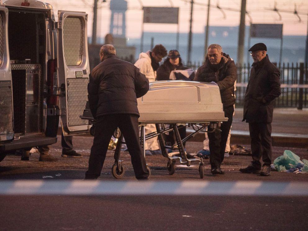 PHOTO: Suspected Berlin truck attacker Anis Amri was shot dead in Milan, Dec. 23, 2016.