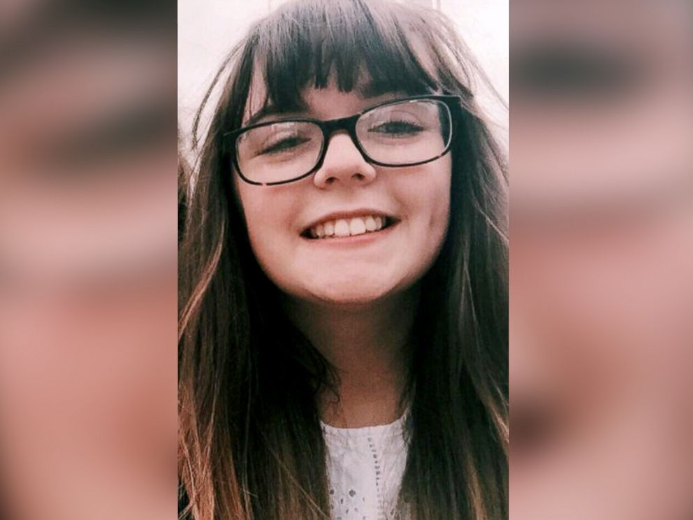 PHOTO: An undated photo from the Instagram account of Georgina Callander, identified in media reports as one of the victims of the blast at the Ariana Grande concert in Manchester, May 22, 2017.
