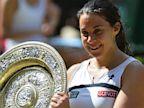 PHOTO: Marion Bartoli wins at Wimbledon