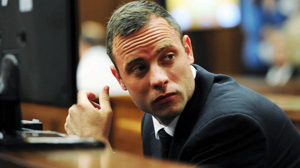 Pistorius' Housekeeper Was Inside Home During Shooting