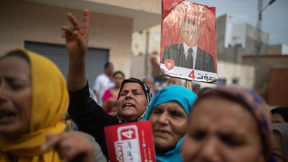 Jailed Tunisia presidential candidate to remain in prison