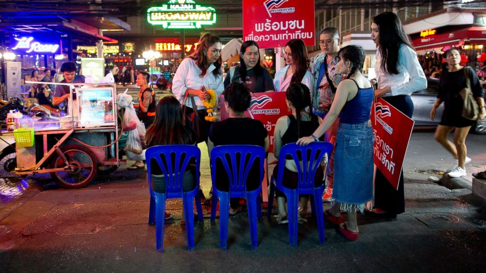 A former CEO and sports promoter wants to be Thailand's first transgender  prime minister to bring hope to the marginalized and to open up political  space ...