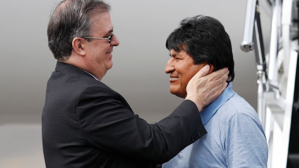 AP PHOTOS: Editor selections from Latin America, Caribbean thumbnail