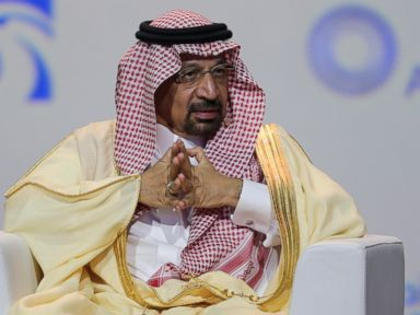 Saudi energy minister concerned about oil price volatility