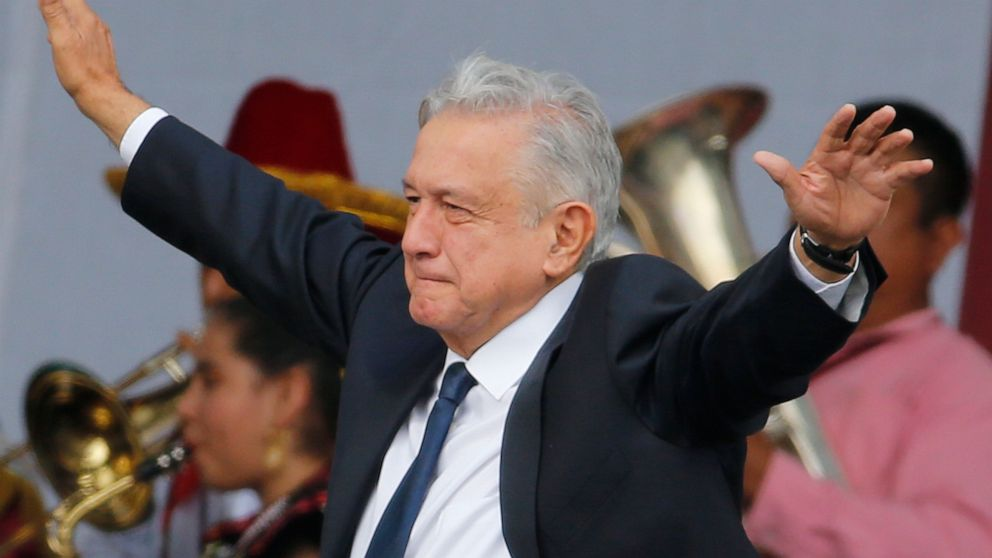 AP Explains: State of Mexico under President López Obrador