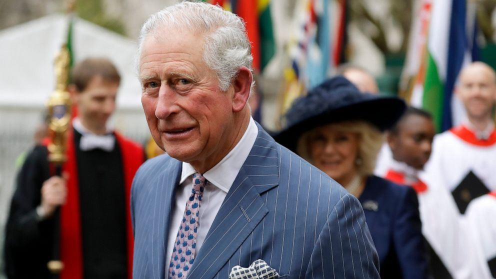 Britain's Prince Charles tests positive for new coronavirus thumbnail