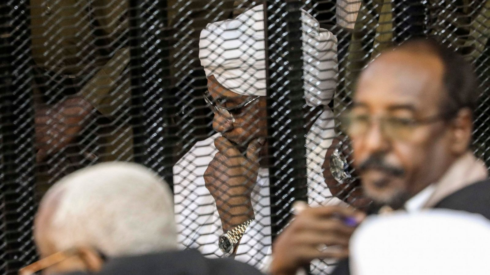 Official: Sudan to hand over al-Bashir for genocide trial - ABC News