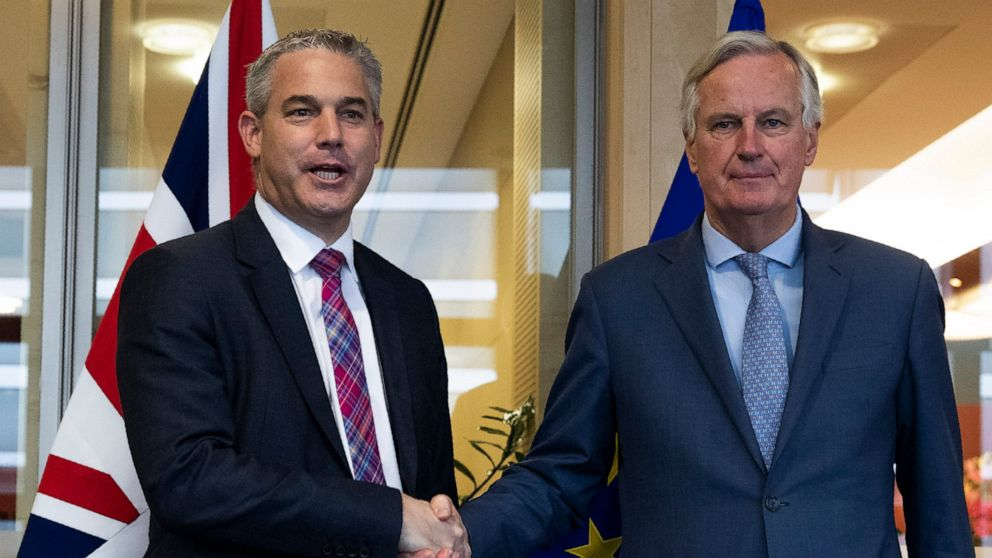 The Latest: EU, Britain to intensify talks on a Brexit deal - ABC News