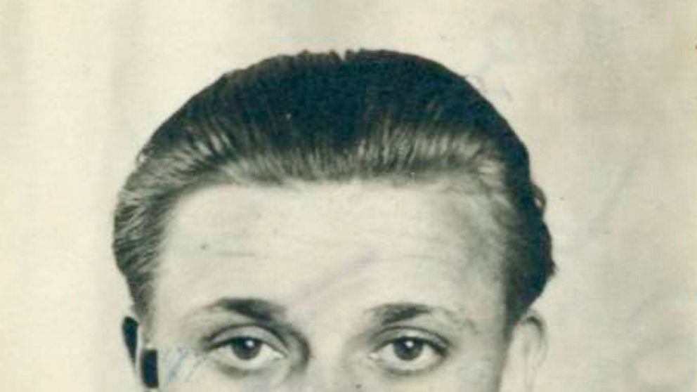 The photo provided by the Digital Archive of the International Tracing Service on Jan 7, 2019 shows Stanislaw Galka one of the survivors of the Dachau concentration camp whose faces can be found in the photo index of the former concentration camp Dachau. (ITS Digital Archive, Bad Arolsen via AP)